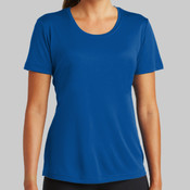 Ladies Performance Fabric Tee