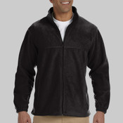 Adult Full Zip Micro Fleece Jacket